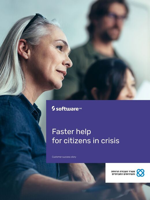 Improving welfare support process from months to hours