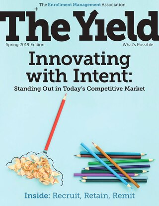 The Yield Spring 2019 Issue