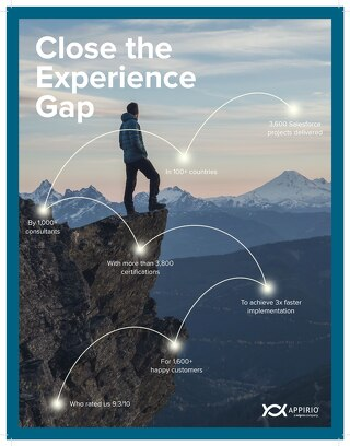 Close the Experience Gap Booklet