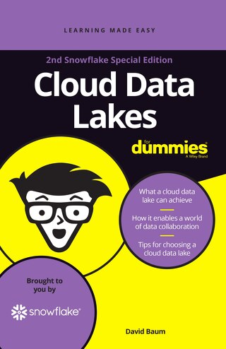 Cloud Data Lakes for Dummies