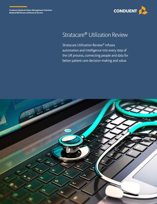 Brochure - Stratacare Utilization Review