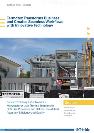 Termotex Transforms Business and Creates Seamless Workflows with Innovative Technology