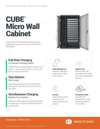 CUBE Micro Wall Cabinet