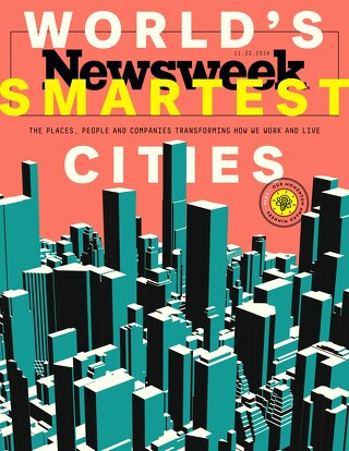 Newsweek_Smart Cities