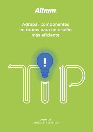 Agrupar componentes en rooms para un diseño más eficiente