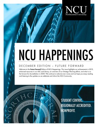 NCU Happenings Winter Newsletter