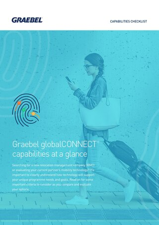 [Checklist] Graebel globalCONNECT®: Capabilities GB