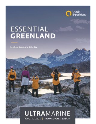 Essential Greenland: Southern Coasts and Disko Bay