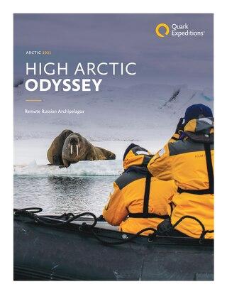 2021 High Arctic Odyssey