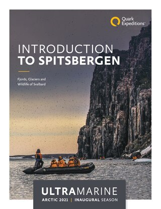 2021 Introduction to Spitsbergen