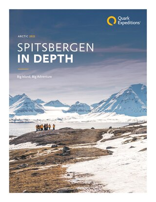Spitsbergen In Depth: Big Islands, Big Adventure