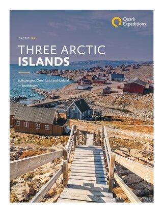 Three Arctic Islands: Iceland, Greenland, Spitsbergen (Southbound)