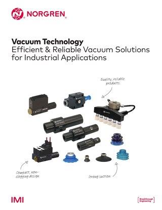 Norgren Vacuum Brochure