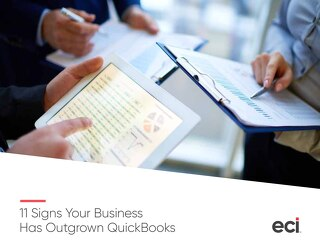 11 Signs Your Business Has Outgrown QuickBooks