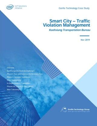 Smart City – Traffic Violation Management