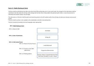 Form 3 SA ASC056 MHC Hardwicke - Surv 1