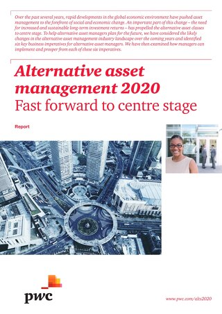 Looking Ahead | 2020 Alternative Asset Management