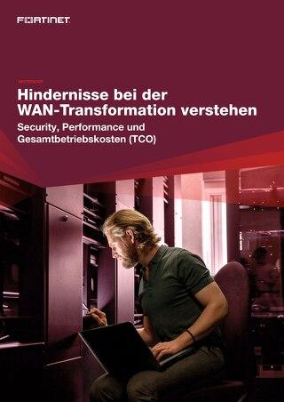 Hindernisse bei der WAN-Transformation verstehen