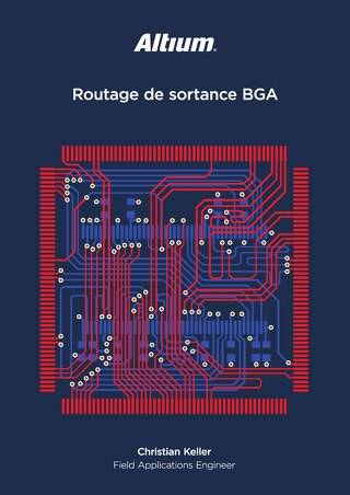 Routage de sortance BGA