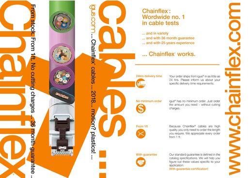 chainflex® continuous flex cable catalog