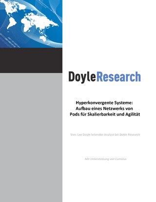 Hyperkonvergente Systeme: Aufbau eines Netzwerks von Pods für Skailerbarkeit und Agilität