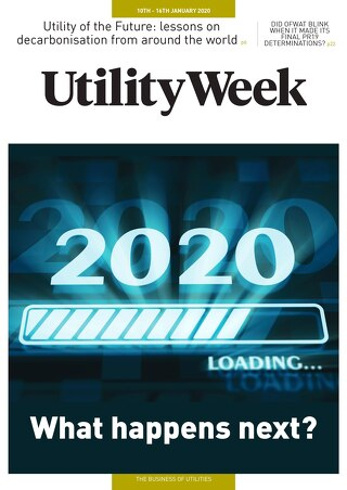 Utility Week 8th March 2019 HR