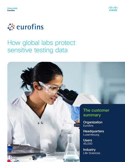 Eurofins Case Study