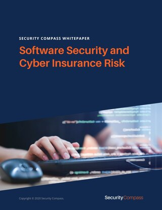 Software Security and Cyber Insurance Risk