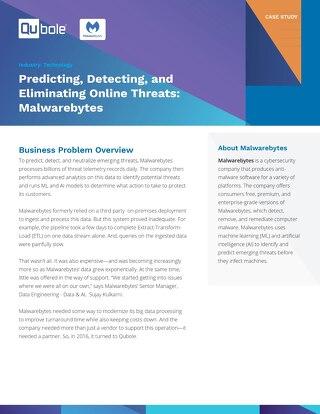 Malwarebytes Case Study