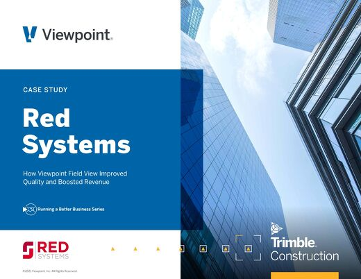 Red System Inc. Drives Quality Improvement to Increase Bottom Line with Field View