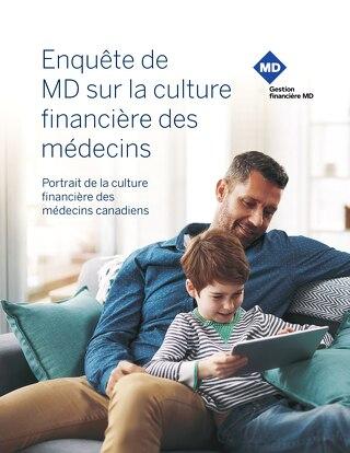 Enquête de MD sur la culture financière des médecins