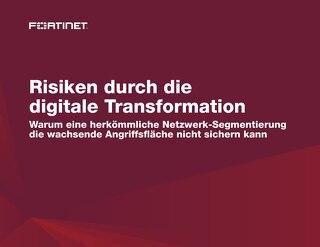 Risiken durch die digitale Transformation