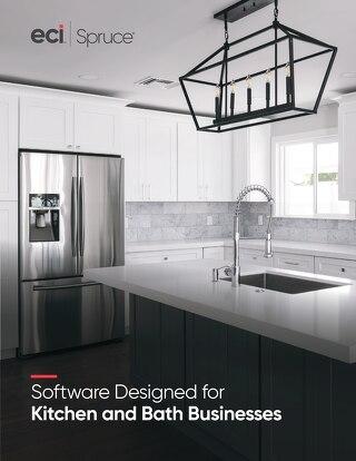 Spruce Kitchen and Bath Brochure