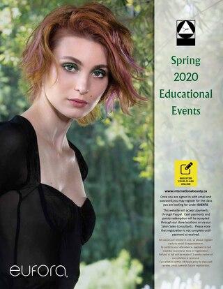 Spring 2020 Education