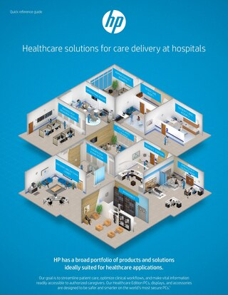 HP Healthcare Solutions For Care Delivery