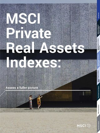 MSCI Real Estate Indexes Brochure