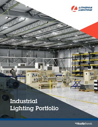 Lithonia Lighting® Industrial Portfolio