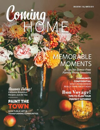 Coming Home Magazine - Fall/Winter 2019