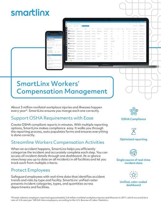 SmartLinx Workers' Compensation  Management
