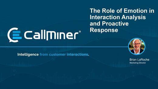 Superior Decision Making With Customer Analytics