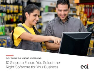 Ebook: 10 Steps to Select Right ERP