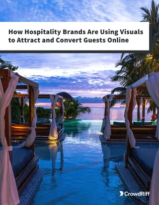 Report: How Hospitality Brands are Using Visuals to Attract and Convert Guests Online