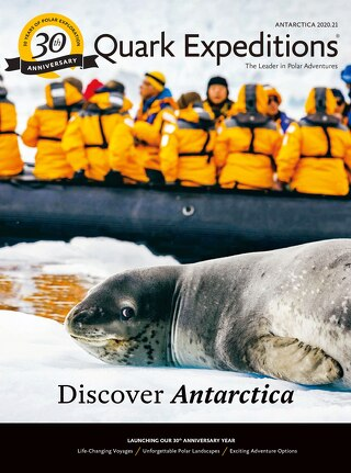 Quark Expeditions Antarctica 2020.21