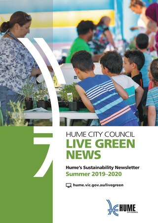 Live Green News - Summer 2019-2020