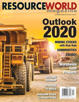 Resource World - Dec-Jan 2020- Vol 18 Issue 1