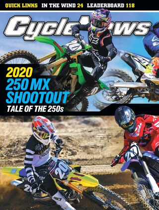 Cycle News 2019 Issue 49 December 49