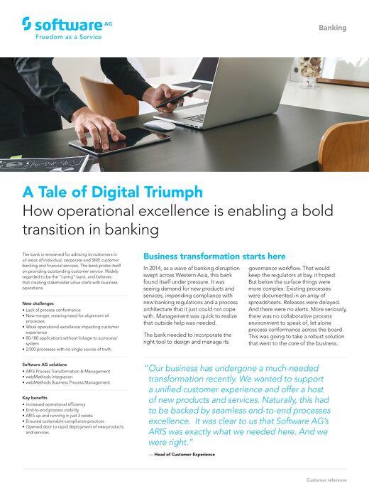 A Tale of Digital Triumph