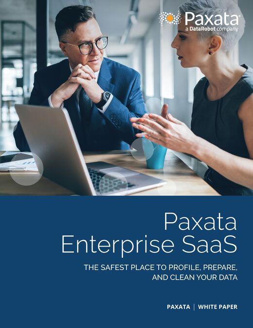 Paxata Enterprise SaaS