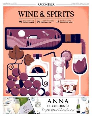 Wine & Spirits 2019
