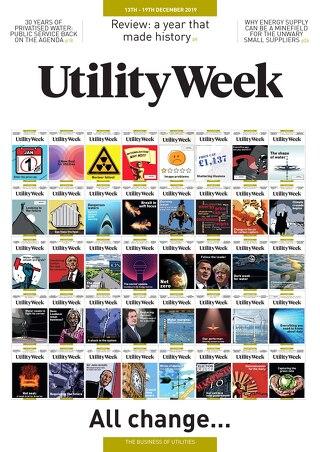 Utility Week 13th December 2019